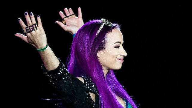 Sasha Banks On The Women's Division Evolving From The 'Butterfly' Title, #WWE Highlights ECW 4 Way Dance From Heat Wave 2000 #Video https://link.crwd.fr/QWU