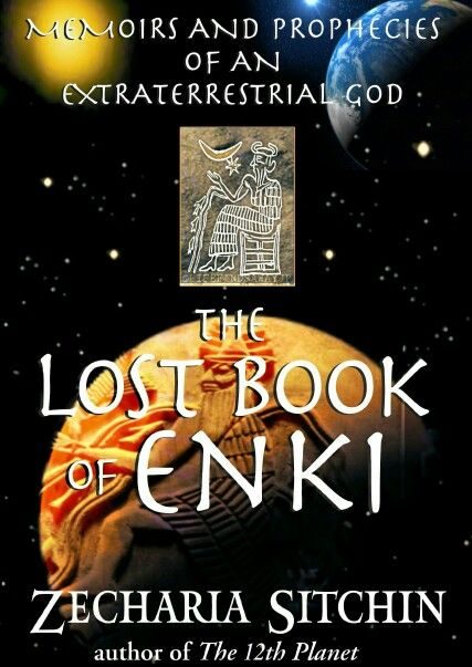 Lost book of Enki Annunaki