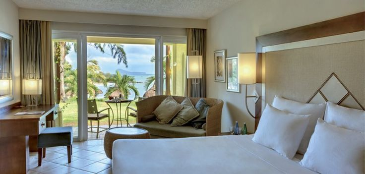 LUX* GRAND GAUBE HOTEL (Mauritius) – Grand Gaube | 5 star hotel: LUX* Grand Gaube is situated on the north coast of Mauritius and stretches languorously on a beach coiled around various coves. Nestled in a quiet village, it invites to authentic Mauritian living.