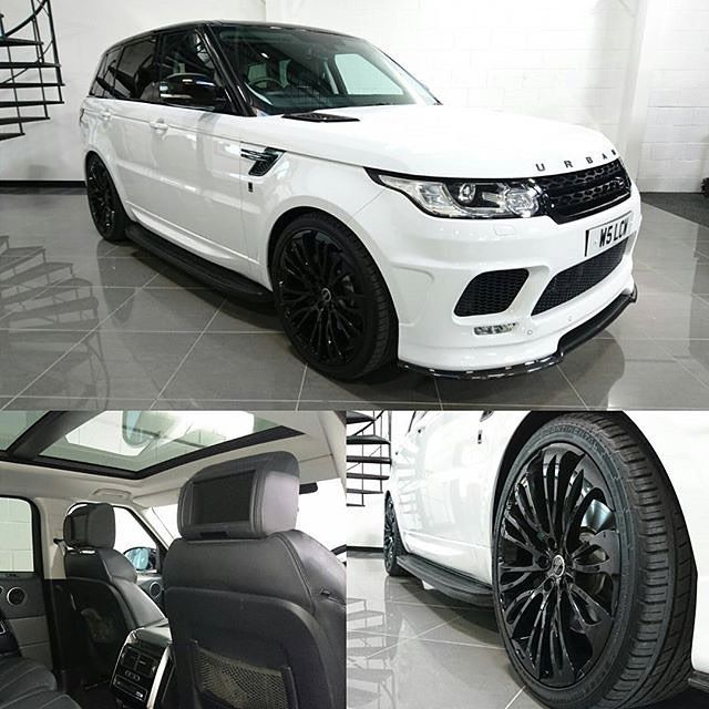 Dynamic spec on this Urban Range Rover Sport. Epic build and detailing. Interested? Dm for pricing Contact us for prices on detailing. Lux&Lav your luxury dealer. #rangeroverevoque #urbanautomotive #landrover #carthrottle #rangerover #car #4x4 #custom #svr #bespoke #celebritycars #leather #carinterior #landroverdefender #recaro #supecharged #autobiography #carporn #instacar #urban #luxurycars #luxurylifestyle #luxurylife #cars #modified #cartransformation by luxnlav Dynamic spec on this…