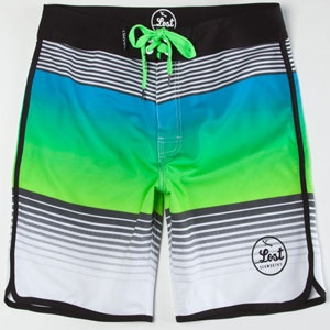 LOST Glo Band Mens Boardshorts