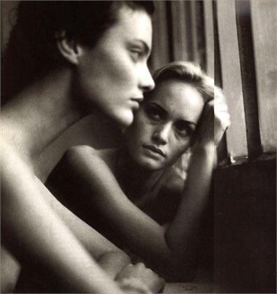 Shalom Harlow for John Galliano - 1993 - Paris - Photo by Ellen von Unwerth - Google Search