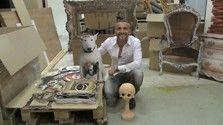 Christophe Koziel, l'art du trompe l'œil