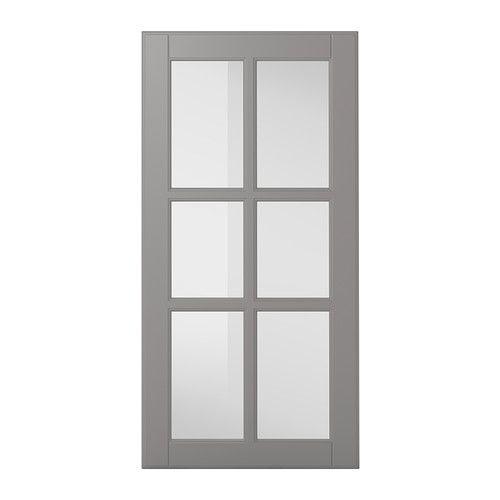 BODBYN Vitrindörr - 40x80 cm - IKEA