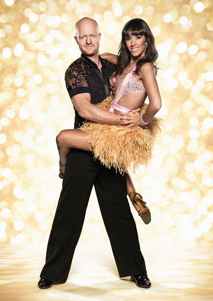 One of my fave couples for this year.  Janette Manrara and Jake Wood, Strictly Come Dancing 2014 official photo