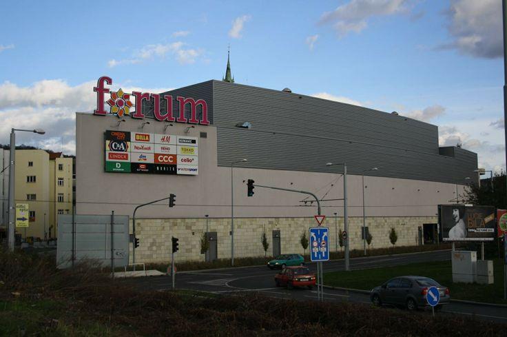 Fórum Ústí nad Labem