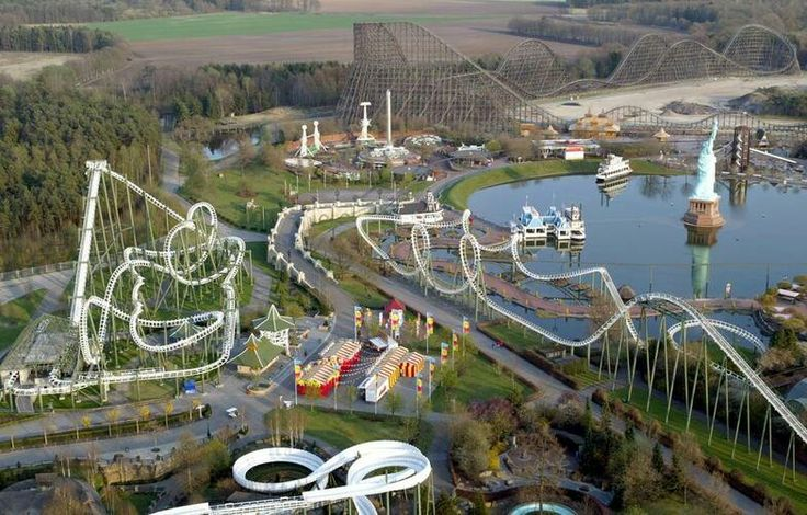 Heide park,Germany