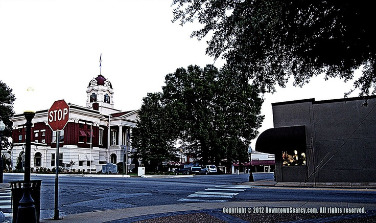 Searcy Arkansas---- I went to see Jason Mraz at the town college here. I fell in love with this little town