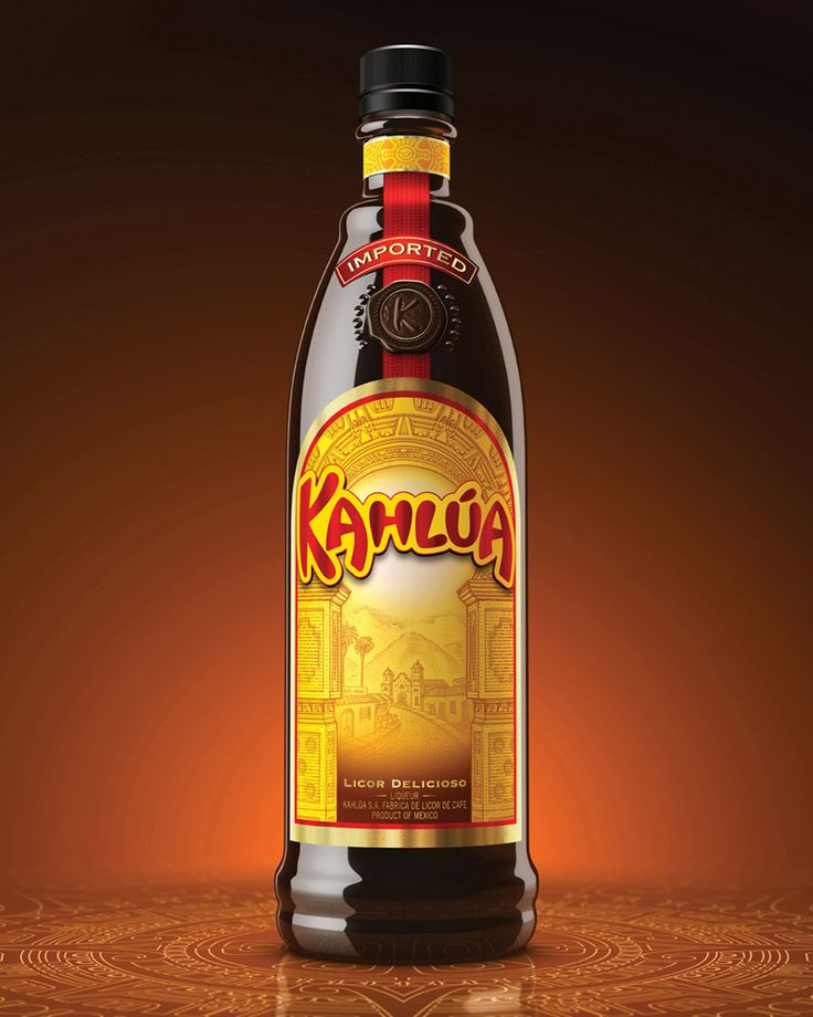 Kahlua - good with vodka for white russians!