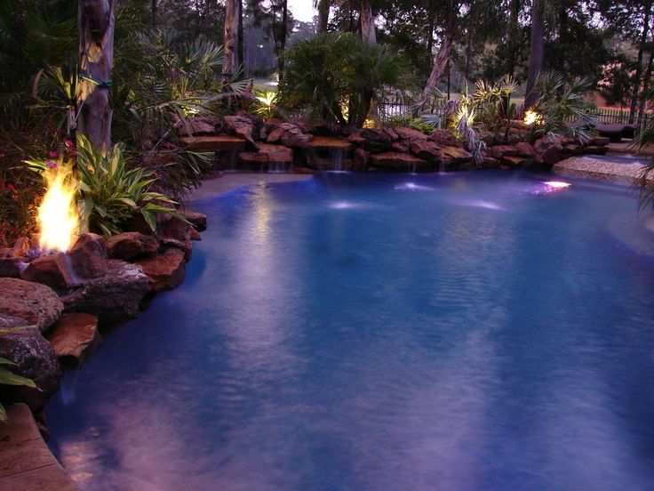 106 best Pool Landscaping images on Pinterest | Pool landscaping ...