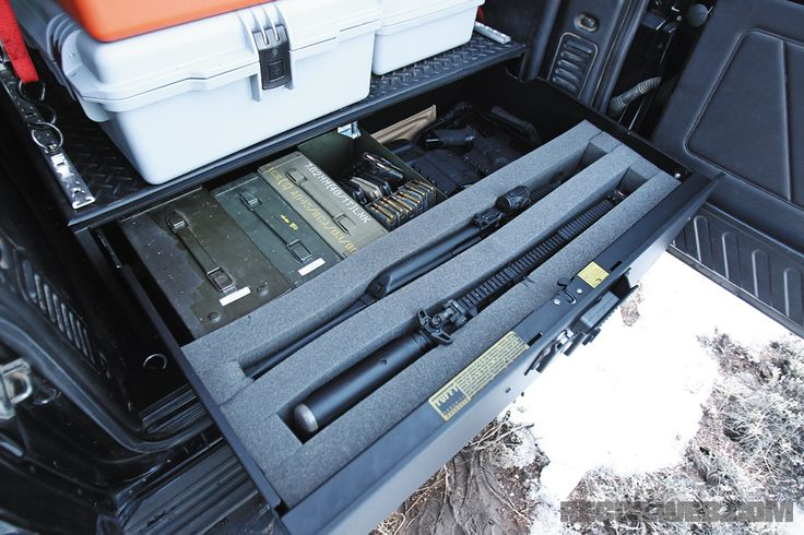 Tuffy Tactical Security Drawer Jeep Pinterest