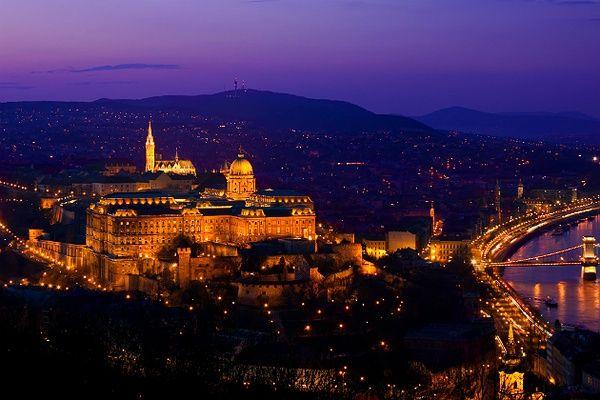 Groupon Travel - Węgry: Hotel 4* w Samym Sercu Budapesztu