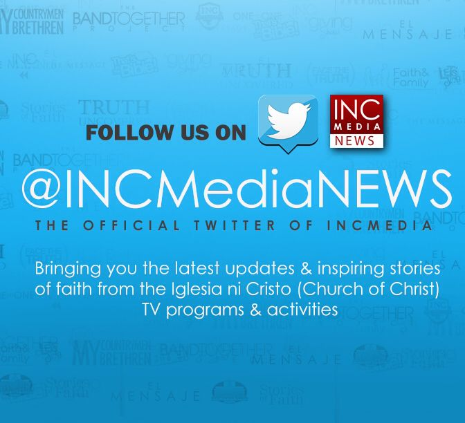 The official INCMediaNEWS twitter account!! Follow now!!
