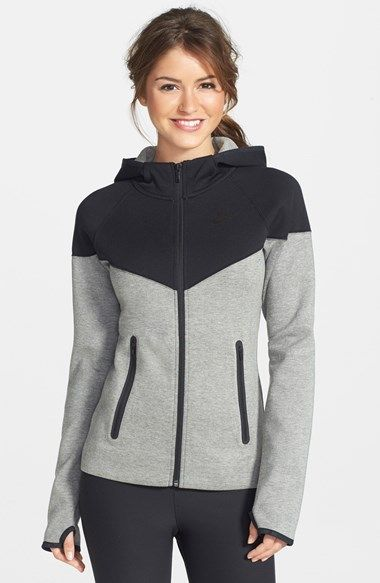 Free shipping and returns on Nike Tech Windrunner Jacket at Nordstrom.com. Gear up for colder weather with a sporty zip-front hooded jacket made from warm-yet-lightweight double-face jersey.