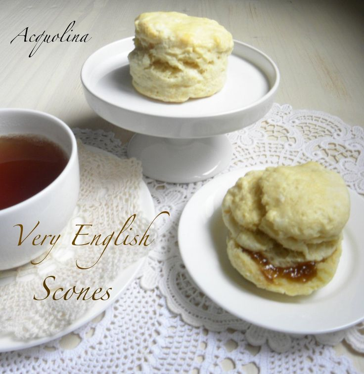 Very english scones
