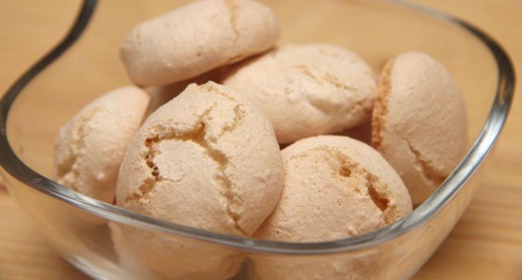 Amaretti recept | APRÓSÉF.HU - receptek képekkel