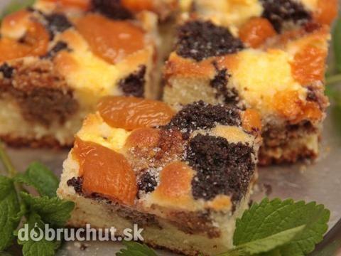 Kopčekový koláč - Recept mám ho už dávnejšie a koláčik pečiem stále. Je výborný.