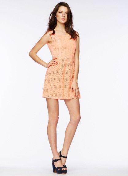 Comprare vestito ricamato|Pepe Jeans London