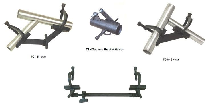 Tube Welding Positioners Kit