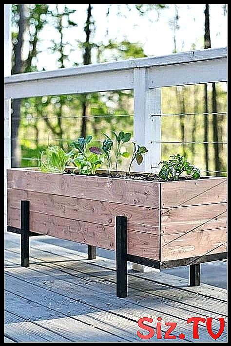 Jardini re en bois DIY quelques id es faciles …