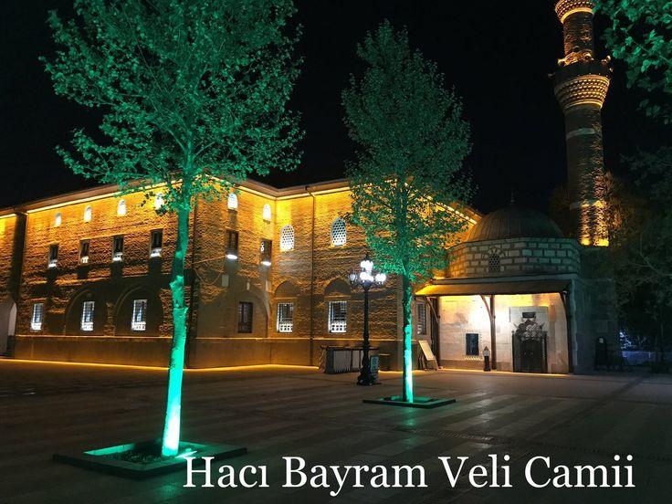 Hacı Bayram Veli Camii #tasavvuf