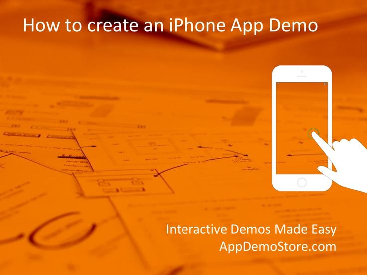 Here is a cool presentation about how to create an iPhone app demo with AppDemoStore. Take a look and learn! The process it's very easy and fast.  #appdemostore #presentation #tutorial