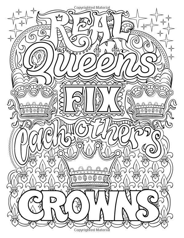 275 best Words Colouring Pages