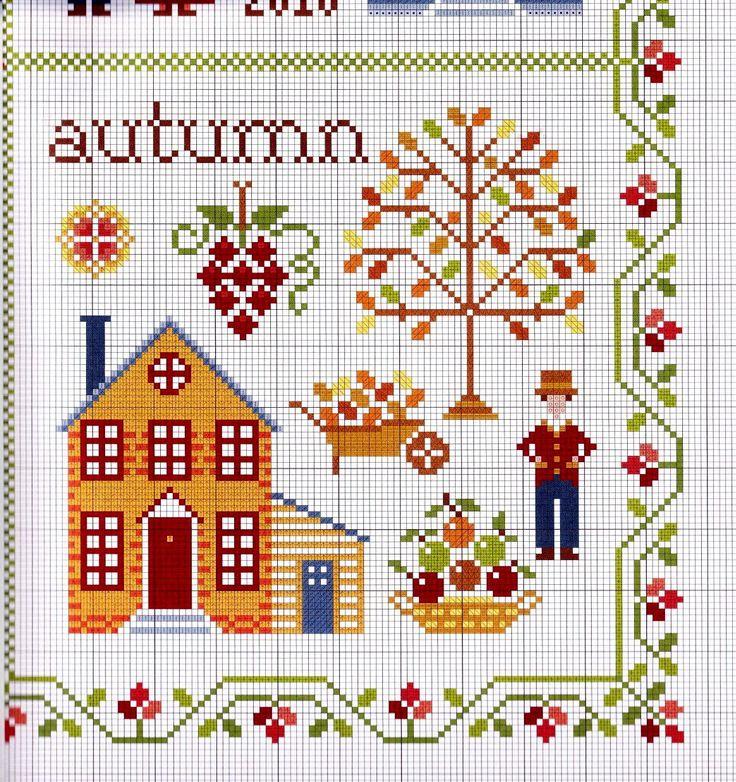 Four seasons of the heart: Autumn 6/6