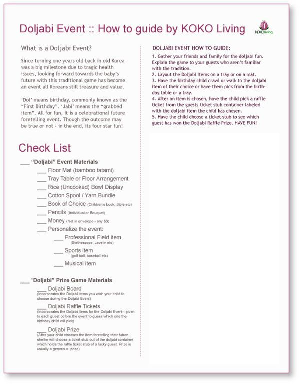 university checklist first year pdf