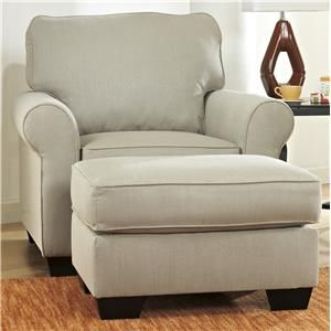 ashley furniture caci chair u0026 ottoman