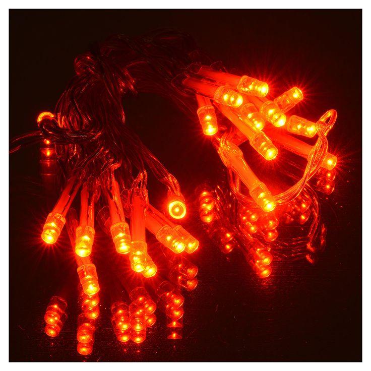 Luce natalizia 20 led rossi per interni | vendita online su HOLYART