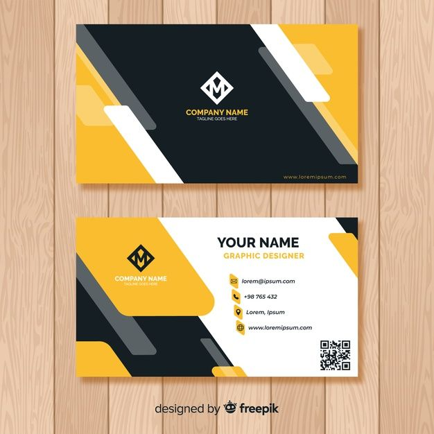 Download Business Card Template For Free Graphic Design Business Card Free Business Card Design Business Card Template Design