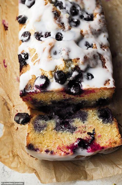 Ottolenghi ist einfach süß: Heidelbeer-, Mandel- und Zitronenkuchen   – Sweet