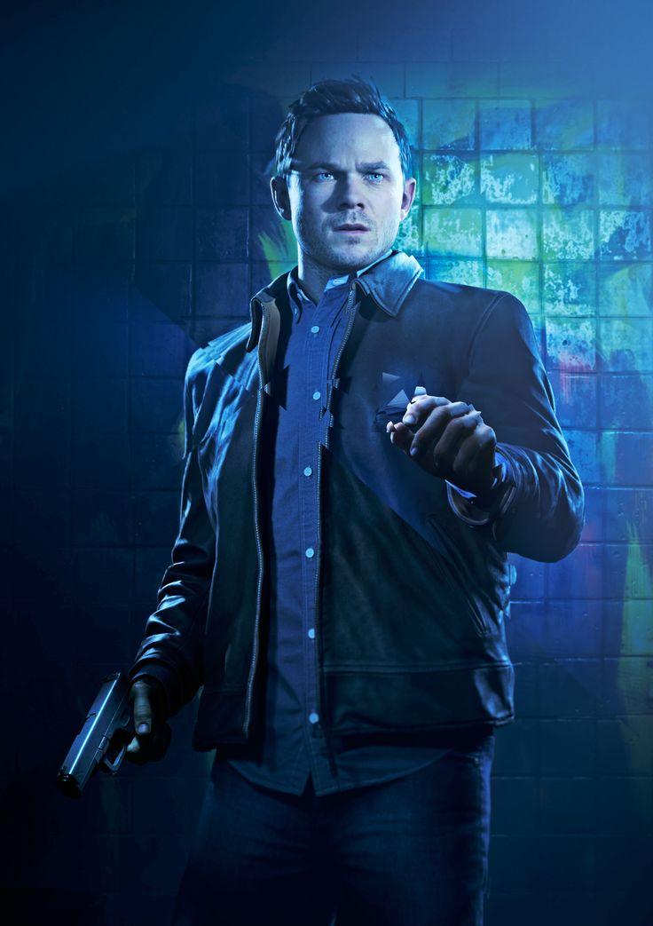 Jack Joyce - Quantum Break - Xbox One & PC #QuantumBreak #JackJoyce