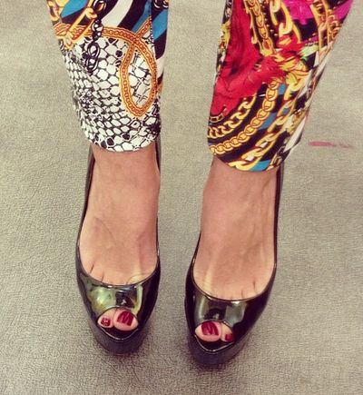 Polished4Pennies scored these Brian Atwood Pumps for $79.99, compare at $300! #maxxinista #shoes #fashion