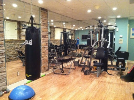 Dream home with a gym in it home gyms at home gym home gym