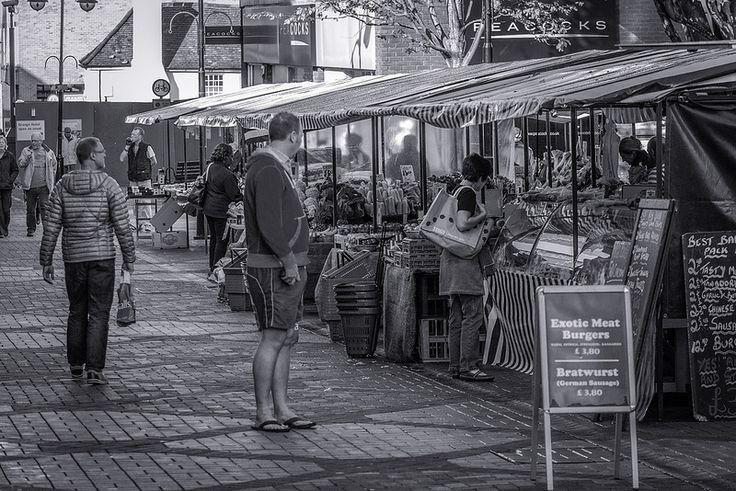 Bracknell Market