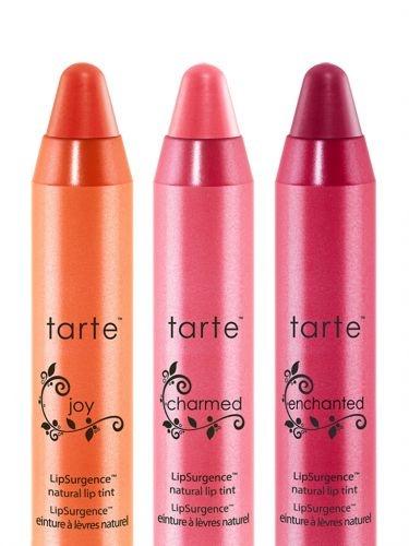 More TARTE LipSurgence Lip Tints