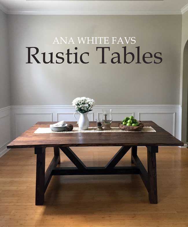 Build Dining Room Table: 432 Best Images About Dining Room Tutorials On Pinterest