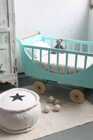 22 best cunas en madera images on Pinterest | Baby cribs, Cribs and ...