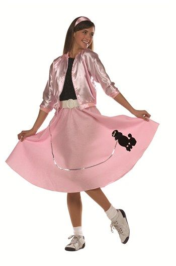 Cool Costumes Poodle Teen Skirt Costume just added...