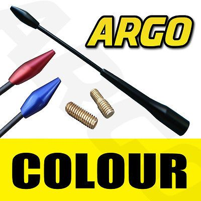 Black car aerial bee sting mast #antenna ariel #arial #radio blue red am fm roof,  View more on the LINK: http://www.zeppy.io/product/gb/2/131512712066/