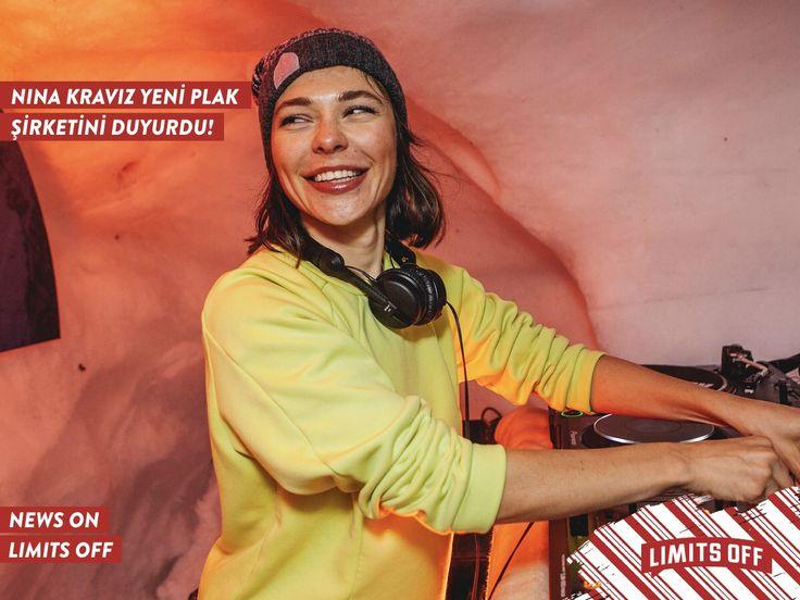 Nina Kraviz yeni plak şirketi GALAXIID'i duyurdu! Label'dan çıkan parçalar deneysel, ambient ve psikedeli türlerine yoğunlaşacak.