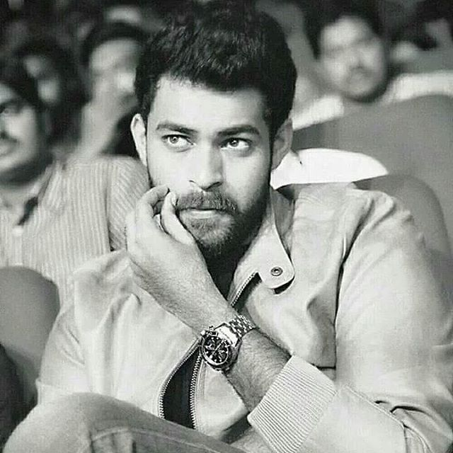 varun in loafer audio launch