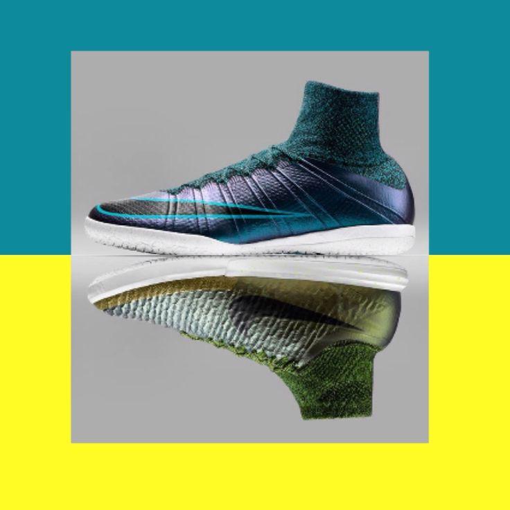 New Nike Mercurial and Magista Indoor
