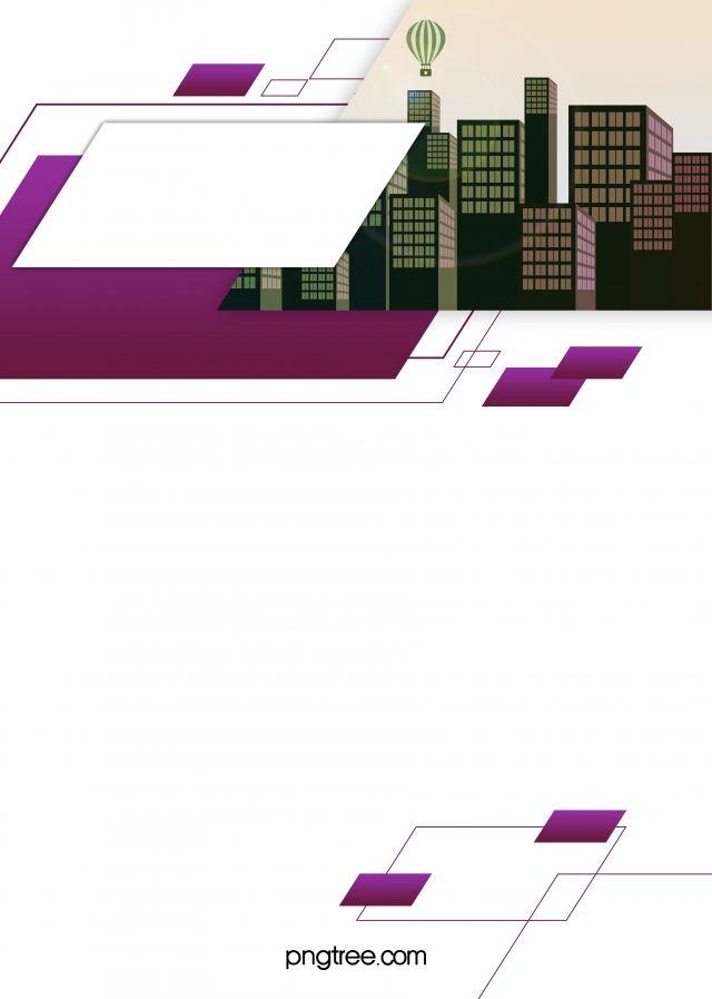 Fondo de publicidad de negocios de estilo verde púrpura   – Diseño de diapositivas