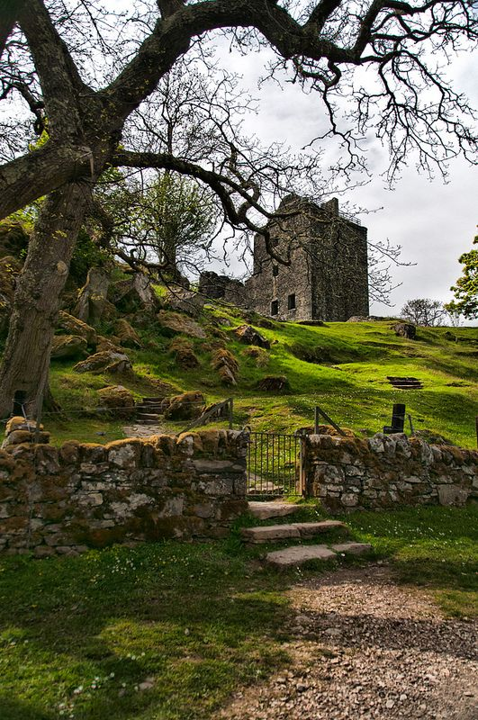 Castle Carnasserie, Scotland