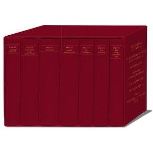 Auf der Suche nach der verlorenen Zeit. Werke. Frankfurter Ausgabe: 7 Bände in Kassette (suhrkamp taschenbuch)