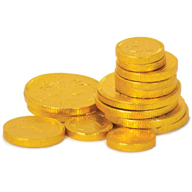 Week 33--Parable of the talents--Hide the gold coins