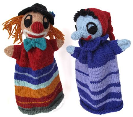 Puppet Gloves Knitting Pattern : Puppets Hand Puppets, Finger Puppets and maybe even a Muppet Pinterest ...